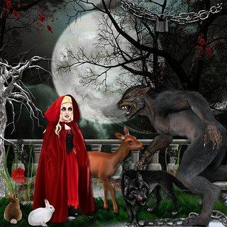 FULL MOON NIGHT IN WINTER - lundi 30 novembre / monday november 30th 20121111293719599817166629