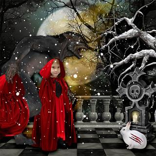 FULL MOON NIGHT IN WINTER - lundi 30 novembre / monday november 30th 20121111294219599817166631
