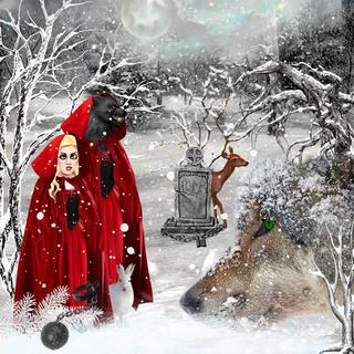 FULL MOON NIGHT IN WINTER - lundi 30 novembre / monday november 30th 20121111294319599817166632