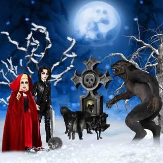FULL MOON NIGHT IN WINTER - lundi 30 novembre / monday november 30th 20121111294519599817166634