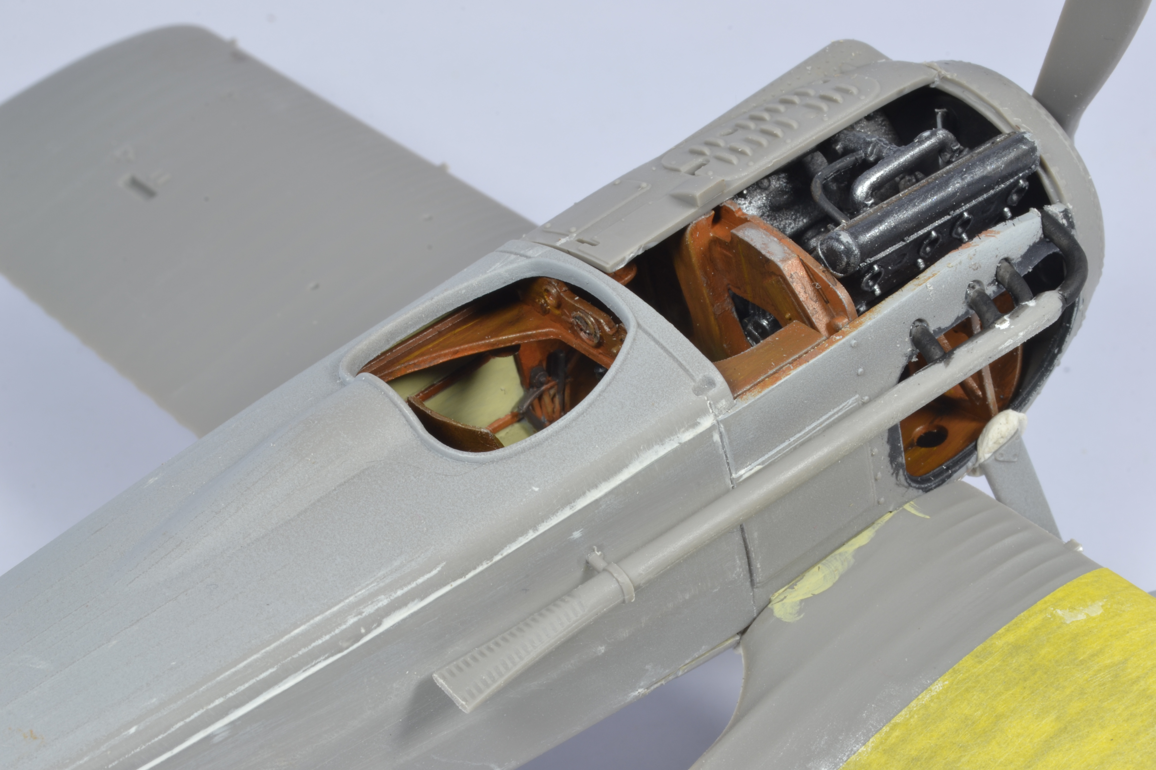 SPAD VIIc1 (RODEN 1/32) 20122011592822494217180418
