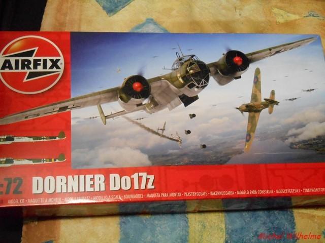 DORNIER 17.Z Airfix 1/72 2012221019205625617182846