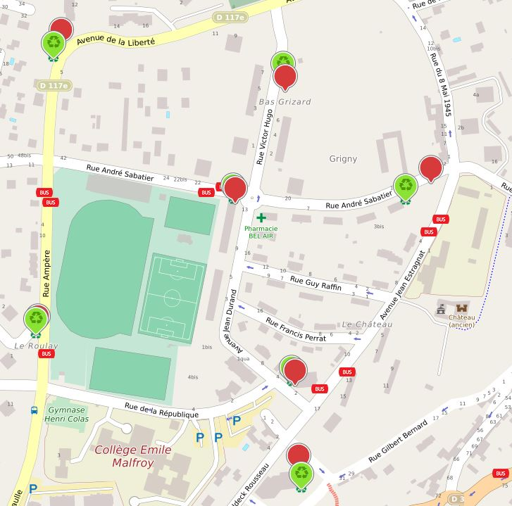 capture écran carte mapcontrib