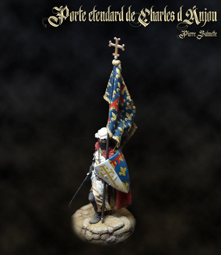 Porte-étendard de Charles d'Anjou - Pegaso 20123008040811800717192261