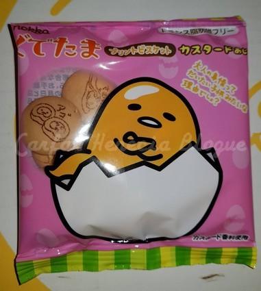 biscuits gudetama