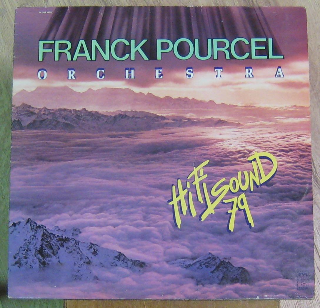 POURCEL FRANCK GRAND ORCHESTRE - Hi-Fi Sound 1979 - 33T