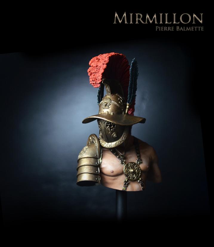 Mirmillon - Pegaso 21011508045811800717213358