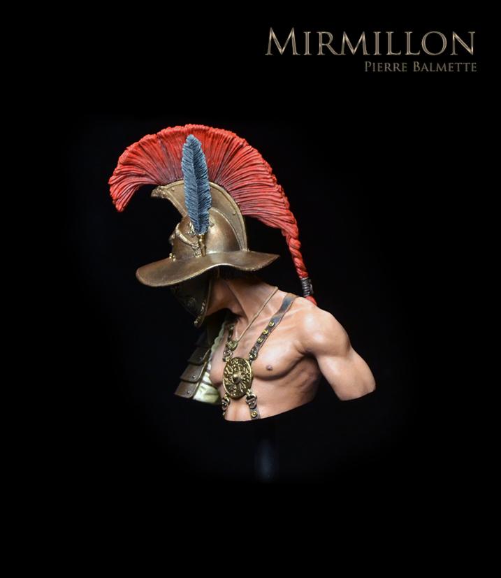 Mirmillon - Pegaso 21011508050111800717213360