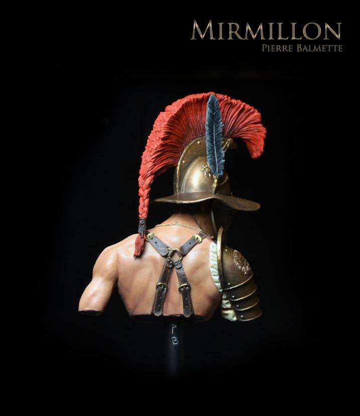Mirmillon - Pegaso 21011508050311800717213361