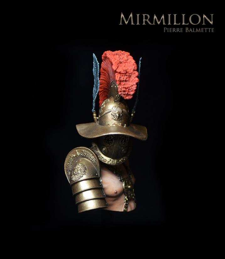 Mirmillon - Pegaso 21011508050411800717213362