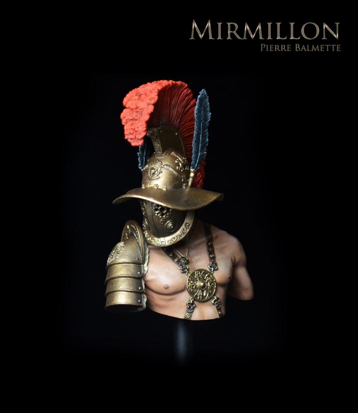 Mirmillon - Pegaso 21011508050511800717213363