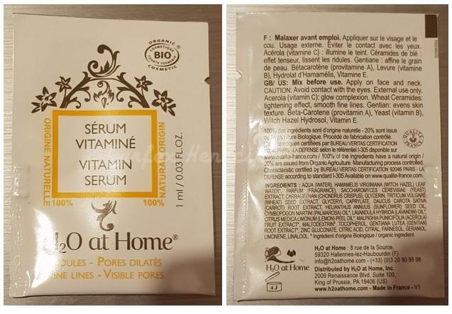 serum vitaminé
