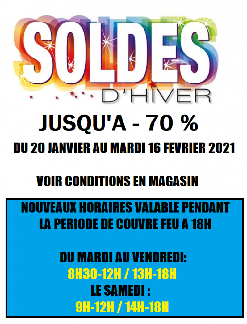 SOLDES HIVER21