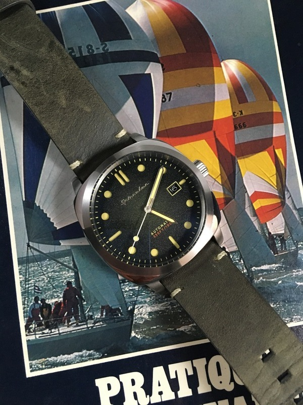 Les montres Spinnaker de Dartmouth Brands / Solar time limited – Hong Kong. 21012104591024054417223336
