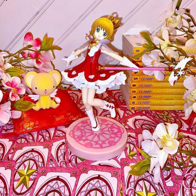figurine cardcaptor sakura
