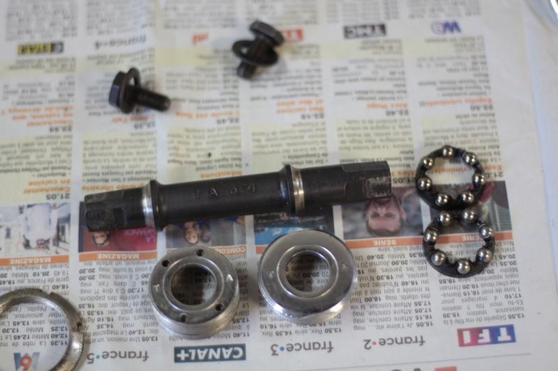Lejeune Reynolds 531 3 tubes conversion randonneuse 210125060955721917229089