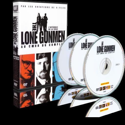 The Lone Gunmen  -  Au cœur du complot Saison 1