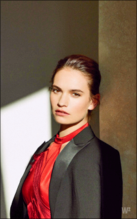 Lily James 21020704011625620017248841