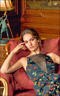 Lily James 21020704012125620017248858