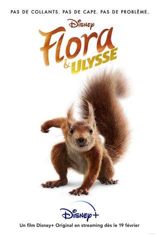 Flora et Ulysse (2021)