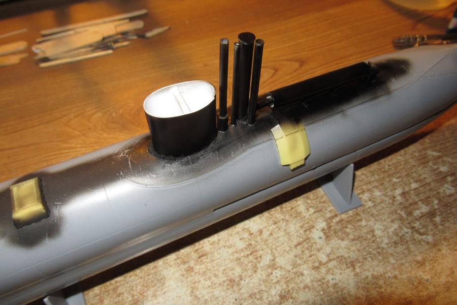 U-Boot Type XXIII - Special Navy - 1/72 PcOiLb-IMG-4266