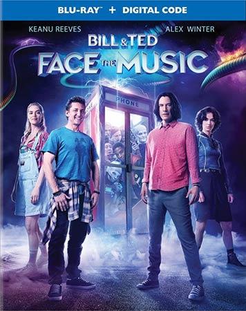 Bill & Ted Face the Music (2020) 1080p BluRay x265 HEVC 10bit AAC 5.1 - Tigole