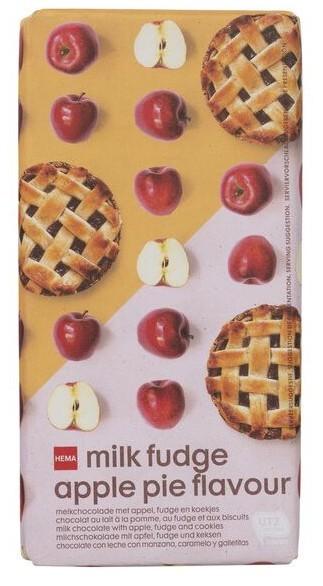 chocolat apple pie
