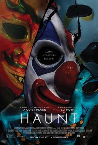 Haunt (2019) 1080p BluRay x265 HEVC 10bit AAC 5.1 - Tigole