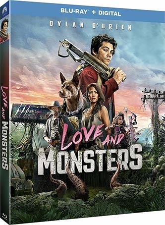 Love and Monsters (2020) 1080p BluRay x265 HEVC 10bit AAC 7.1 - Tigole