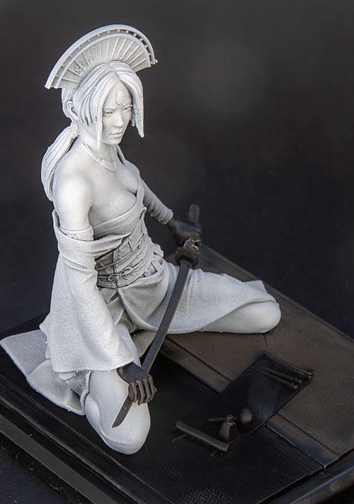 Katsumi 1/10ème Ritual Casting par Logan 21022404593614703417281479