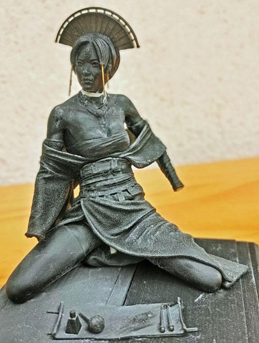 Katsumi 1/10ème Ritual Casting par Logan 21022404593714703417281483