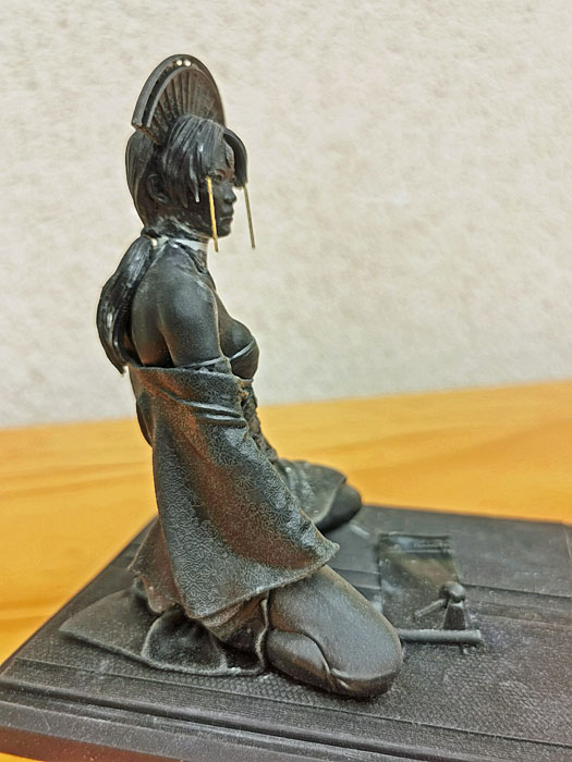 Katsumi 1/10ème Ritual Casting par Logan 21022404593714703417281484