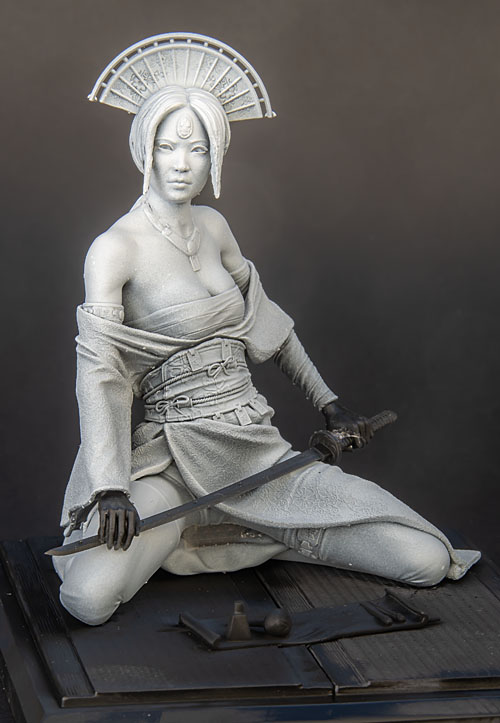 Katsumi 1/10ème Ritual Casting par Logan 21022510515014703417282554