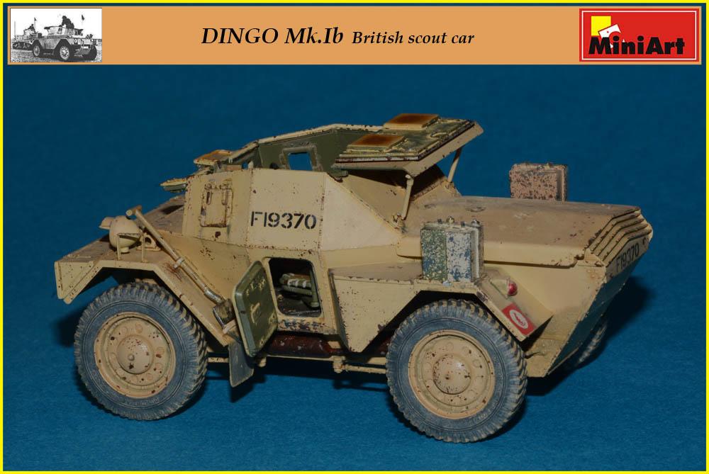 [Terminé] DINGO Mk.Ib British scout car ÷ MiniArt ÷ 1/35 - Page 6 2103010837095585017291721