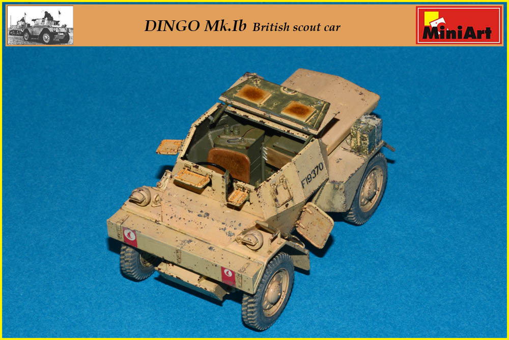 [Terminé] DINGO Mk.Ib British scout car ÷ MiniArt ÷ 1/35 - Page 6 2103010837095585017291722