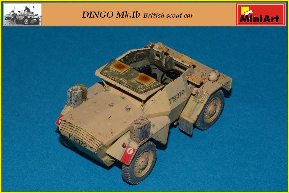 [Terminé] DINGO Mk.Ib British scout car ÷ MiniArt ÷ 1/35 - Page 6 2103010837105585017291724