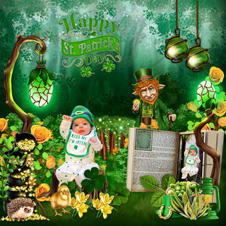 HAPPY ST PATRICK DAY - jeudi 25 février / thursday february 25th 21030112200019599817289627