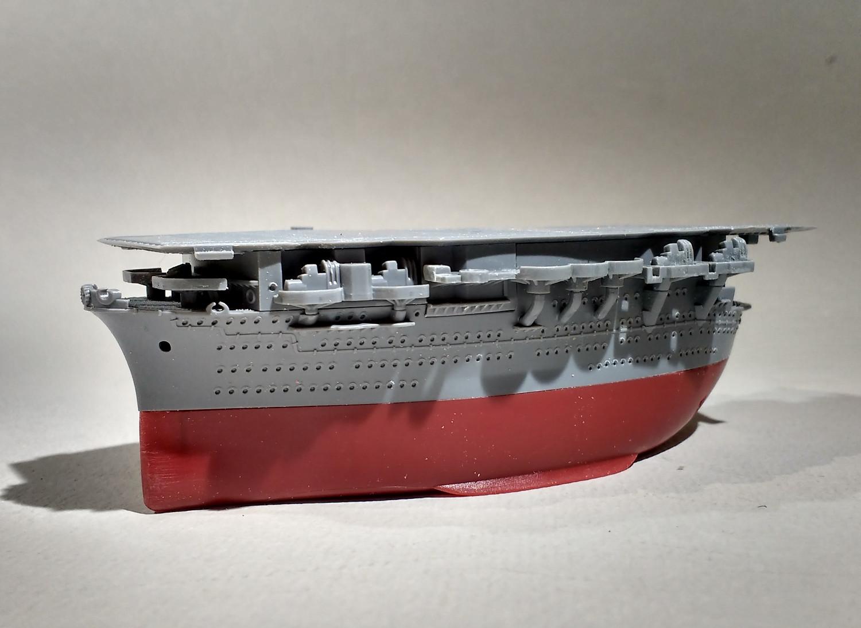 Porte-avions Zuikaku Toons - Fujimi IWPqLb-Mtoon01