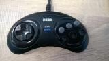 [VENDUE] Réplique d'époque Console Sega Megadrive 2 JAP + manette 6 boutons Mini_2103040231499003317294882