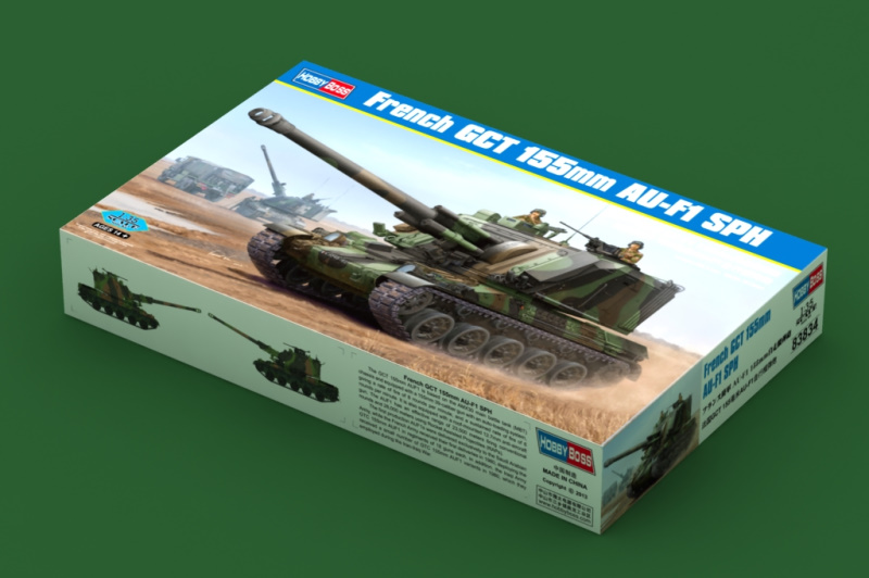 AMX 155 Auf1 - HobbyBoss - 1/35 21030802011725878817302174