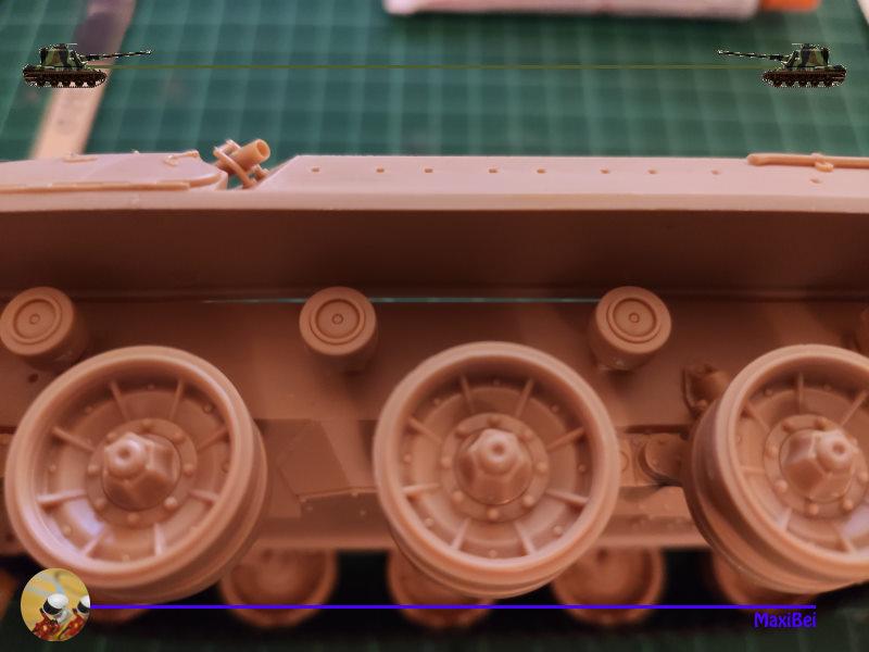 AMX 155 Auf1 - HobbyBoss - 1/35 21031010372325878817304637