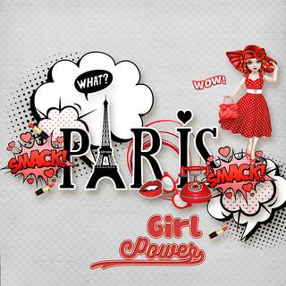 GIRL POWER - lundi 8 mars / monday marsh 8th 21031112344519599817306348