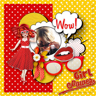 GIRL POWER - lundi 8 mars / monday marsh 8th 21031112345519599817306351