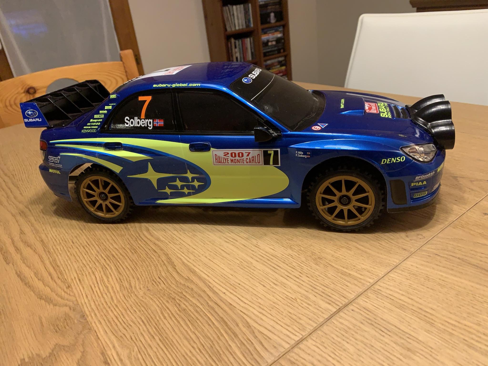 Tamiya XV-01 Subaru 2103121224131252917308829