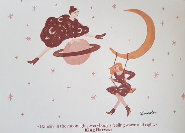illustration kaneko