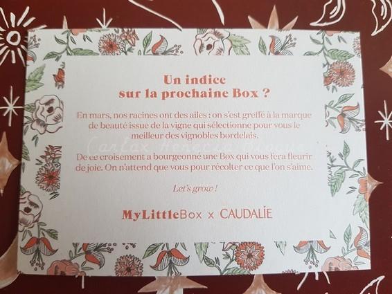 box caudalie