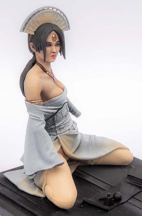 Katsumi 1/10ème Ritual Casting par Logan 21031505545814703417316916