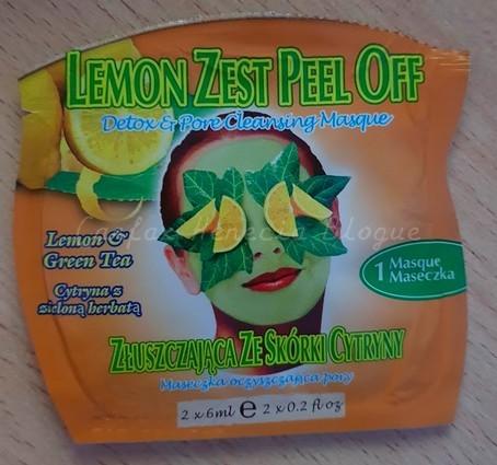 masque citron 7th heaven