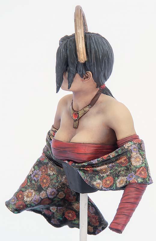 Katsumi 1/10ème Ritual Casting par Logan 21032309580514703417329915