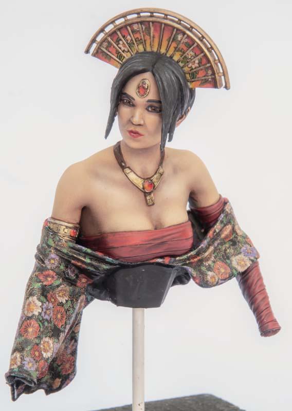 Katsumi 1/10ème Ritual Casting par Logan 21032309580614703417329918